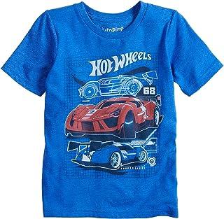 Hot Wheels Boys Graphic Short Sleeve Shirt (4-7)