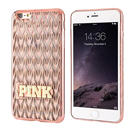 2789b548d9da3 Pink Victoria Secret Iphone 6s Case: Amazon.com