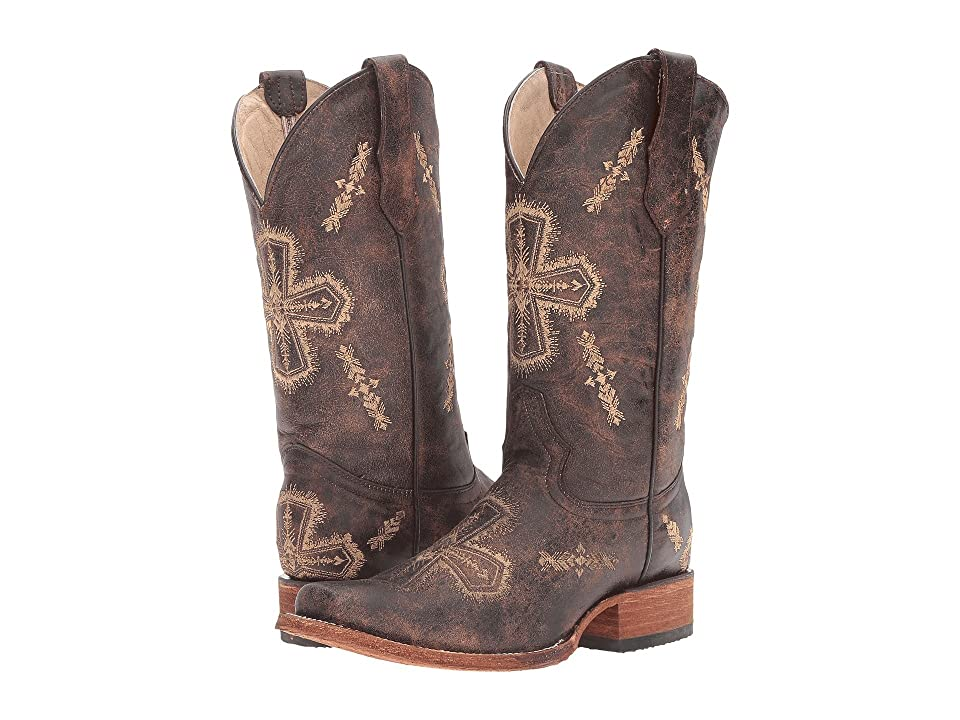 Corral Boots L5195 (Brown/Bone) Women