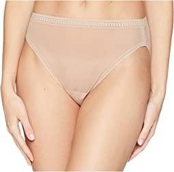 Gossamer Mesh Hi-Cut Brief 3012