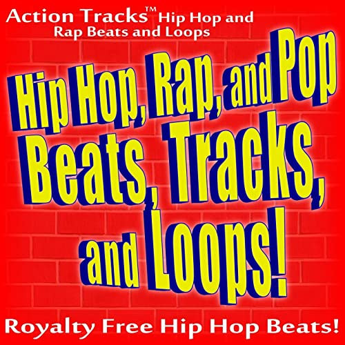 Hip Hop, Rap, and Pop Beats, Tracks and Loops by Action