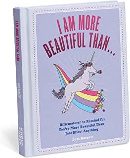 Knock Knock I Am More Beautiful Than Affirmators! Book: Affirmators! to Remind You You're More Beautiful Than Just About A...
