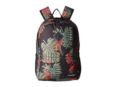 Dakine Essentials 22L Backpack (Jungle Palm) Backpack Bags