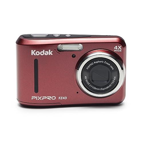 Kodak Pixpro FZ43 Appareils Photo Numériques 16.44 Mpix Zoom Optique 4 x