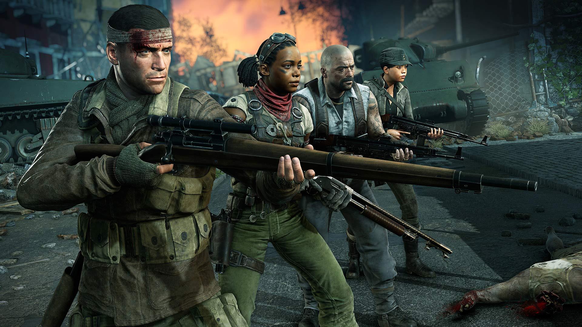 Zombie Army 4: Dead War: Amazon.es: Videojuegos