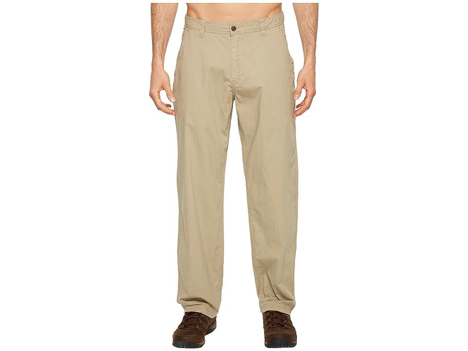 Woolrich Vista Point Eco Rich Pants (Khaki) Men's Casual Pants