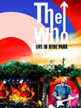 the who hyde park 2015