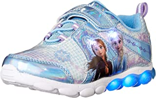 Amazon Brand - Spotted Zebra Kids' Frozen Light Up Sneaker