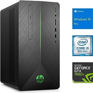 HP Pavilion 690 Gaming Desktop, Intel Core i5-9400F Upto 4.1GHz, 32GB RAM, 512GB NVMe SSD + 1TB...