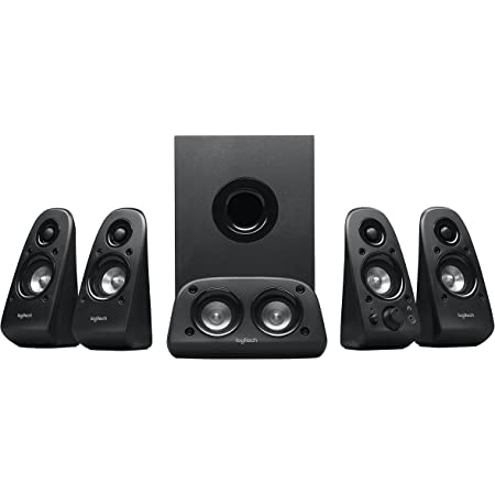 Logitech Surround Sound Speaker Z506 [並行輸入品]