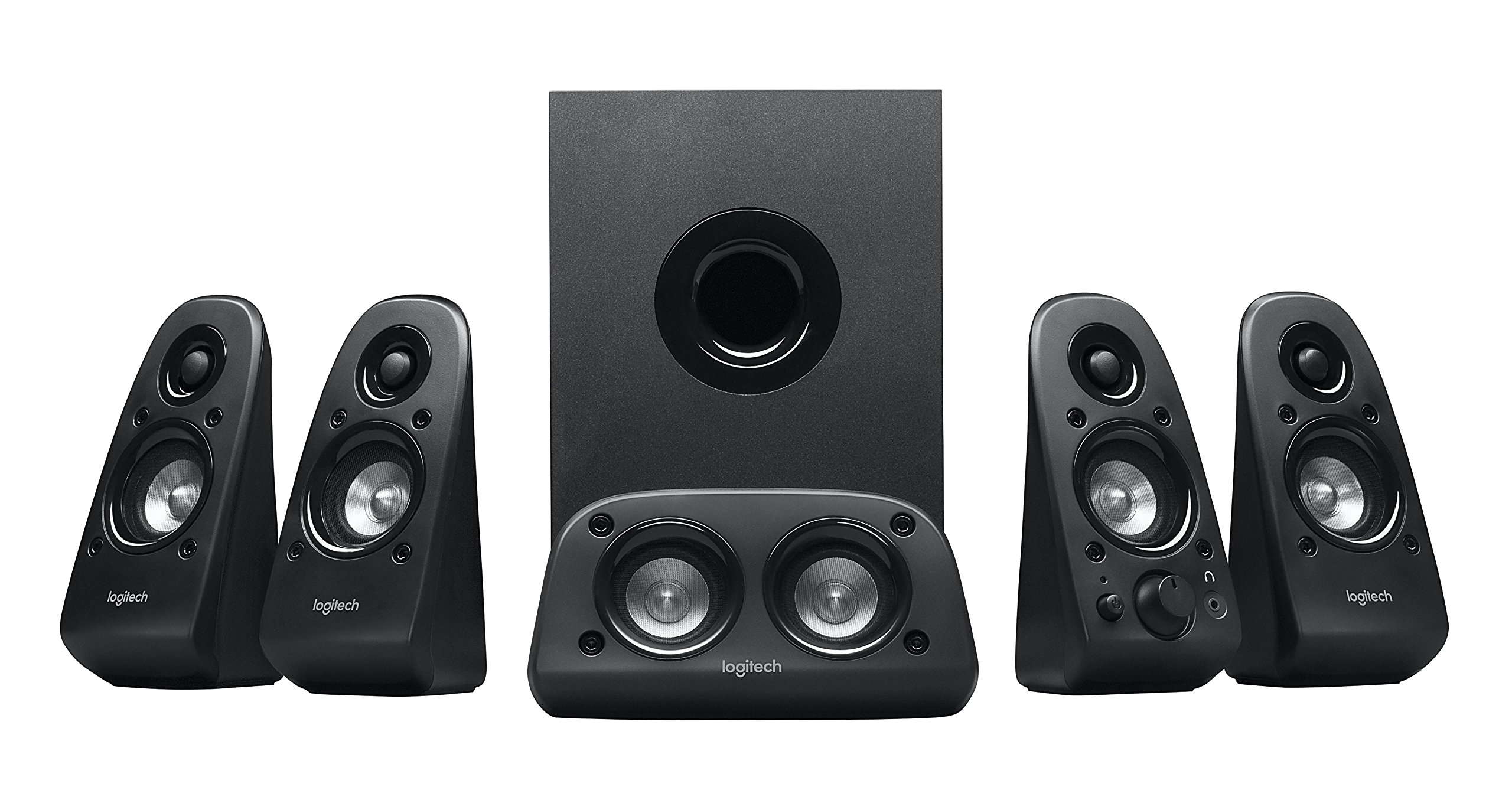 Logitech Surround Theater Speaker System