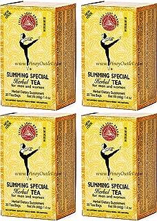 slimming special herbal tea