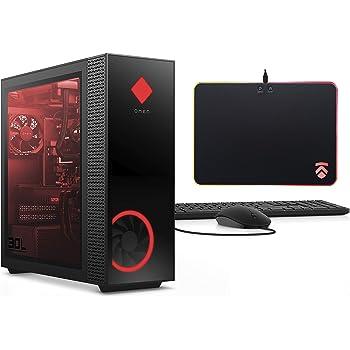 2020 Latest ELUK OMEN 30L Gaming Desktop PC (RGB Liquid Cooled Intel i9-10900K, NVIDIA RTX 2080 Ti, Z490 Mobo, 750 Watt Platinum PSU, Windows 10 Pro, 512GB WD Black SSD + 2TB HDD, 16GB HyperX RGB RAM)