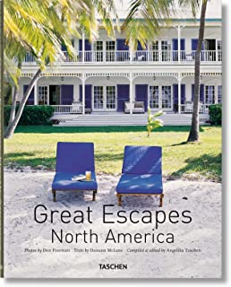Great Escapes North America. Updated Edition [Idioma Inglés]: JU (JUMBO)