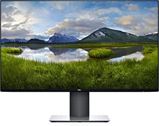 "Dell U2719Dc Ultrasharp LED QHD Monitor, 27"", 2560 x 1440 Pixels, Black"