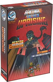 Greater Than Games Sentinel Tactics Uprising Board Game