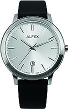 Alfex Watch 5713-466 Silver Quartz Analog Man