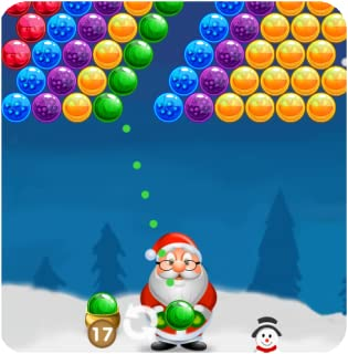 Bubble Winter Shooter