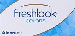 Fresh Look Lenses Soft/Colors, Green,