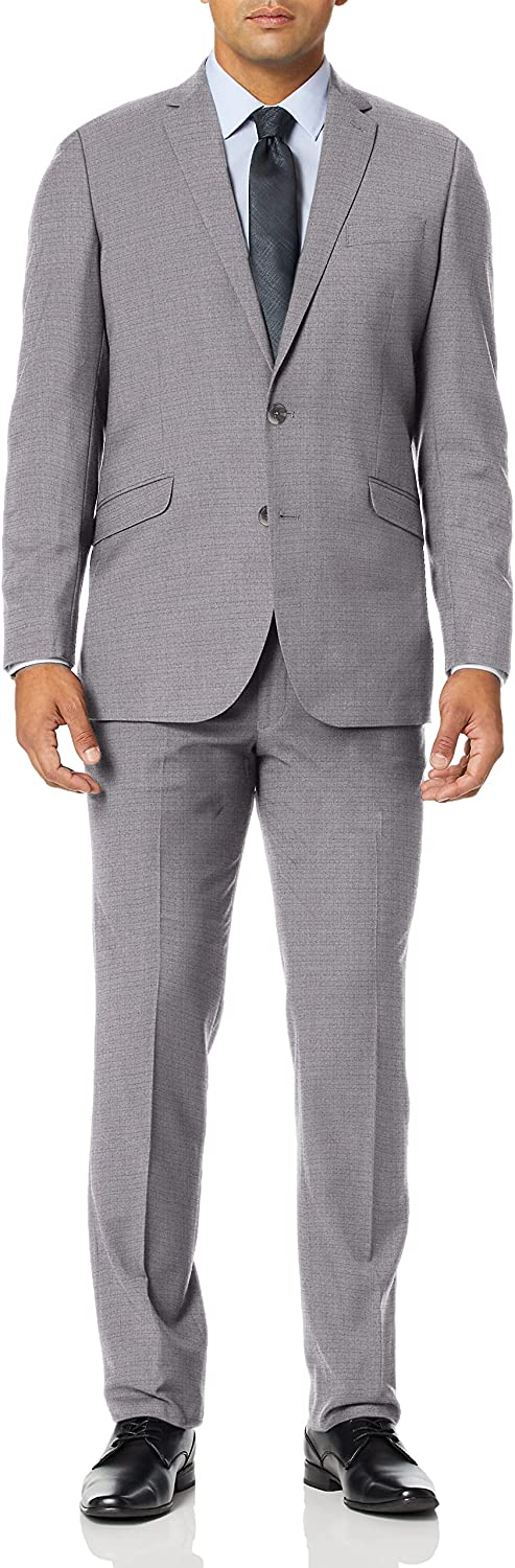 Kenneth Cole New product! New type REACTION Men's Stretch Max 69% OFF Fit Slim Suit