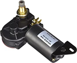 "Wexco 4R Wiper Motor - 4R1.12.R110D - 1.5"" Shaft, 12 Volts, 3 spade wiring terminals"