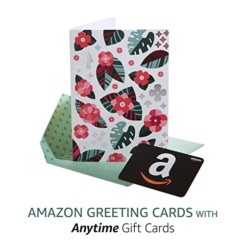Amazon Premium Greeting Cards with Anytime Gift Cards, Pack of 3