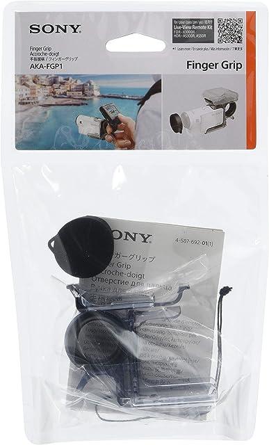 Sony AKA-FGP1 - Accesorios para cámara de Deportes de acción (Hand Grip Universal Gris Translúcido AS50/AS300/X3000)
