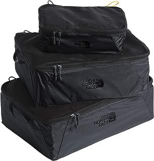 The North Face Flyweight Package - Small/Medium/Large, Asphalt Grey/TNF Black, OS