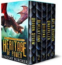 Heritage of Power (The Complete Series: Books 1-5): An epic dragon fantasy boxed set (English Edition)