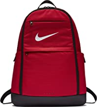 Nike Brasilia Backpack Black/White