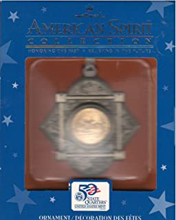Bu New Jersey Quarter P Hallmark American Spirit Collection