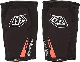 Troy Lee Designs Speed Adult Knee Guard BMX Body Armor - Black