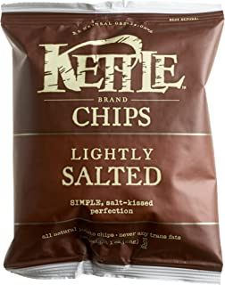 Kettle Chips Lightly Salted 1oz (pack of 72)