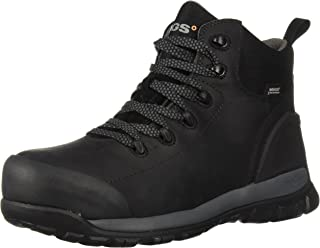 Bogs Men's Foundation Leather Waterproof Mid CT Industrial Boot