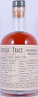 Buffalo Trace 1994 14 Years Coarse Grain Oak Barrel Bourbon Whiskey 7. Release 2009 Experimental Collection 45,0% Vol. - besondere Rarität und Einzelstück aus der legendären Buffalo Trace Destillerie