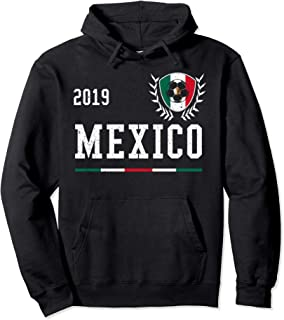 609fa08c9 Mexico Football Jersey 2019 Mexican Soccer Hoodie
