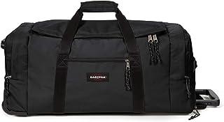 Eastpak Leatherface M + Borsone, 69 cm, 69 L, Nero (Black)