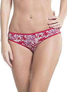 Jockey Womens Printed Bikini Briefs - Pack of 2