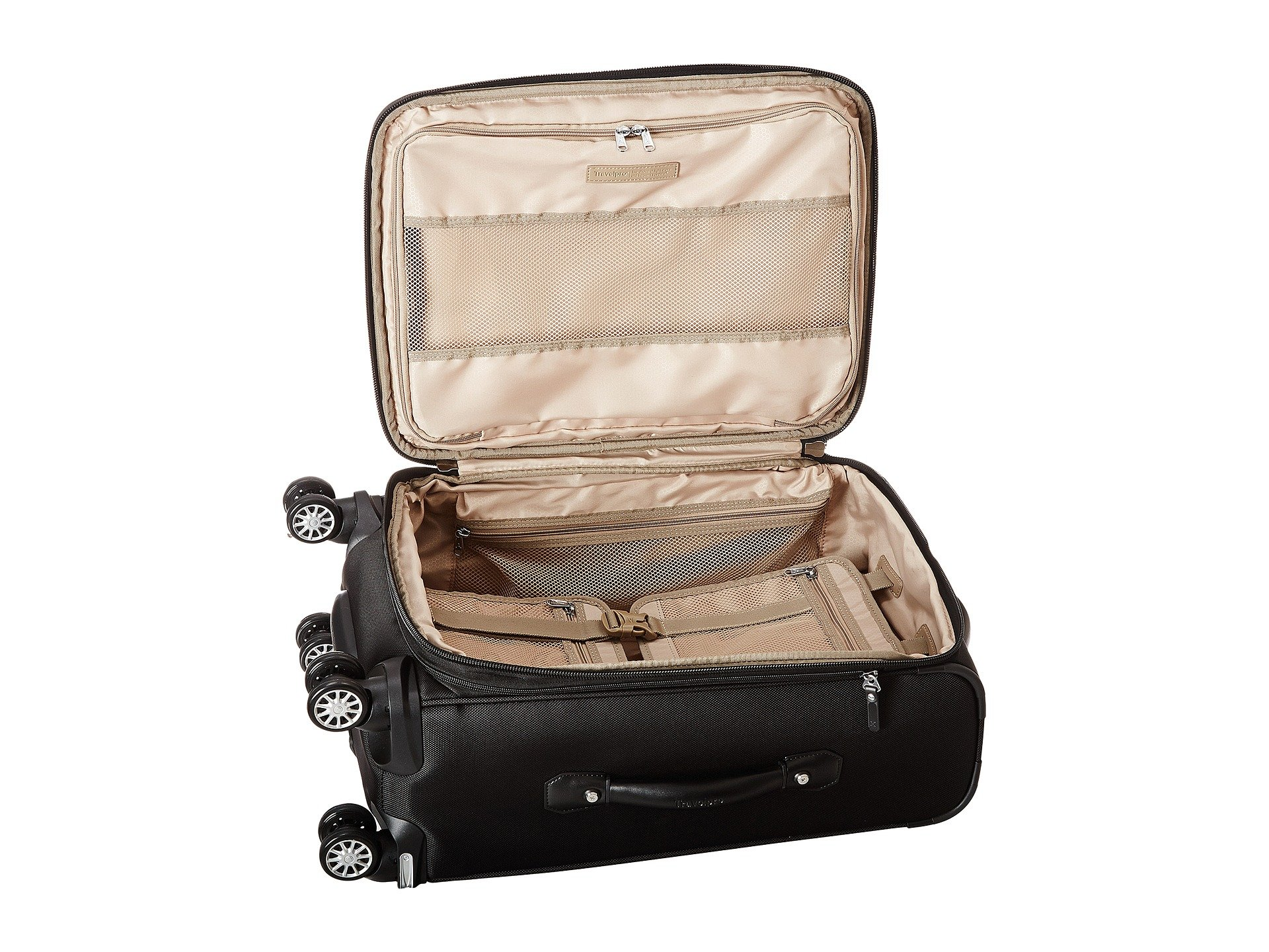 Spinner Expandable 2 Black Travelpro Suiter Magna 21