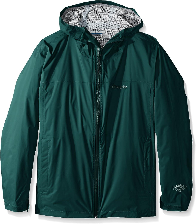 Columbia Men's Big Evapouration Jacket