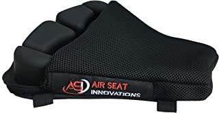 Air Seat Innovations Air Motorcycle Seat Cushion Pressure Relief Pad Medium for Sport | Cruiser | Touring Saddles 13