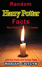 Best harry potter facts book Reviews