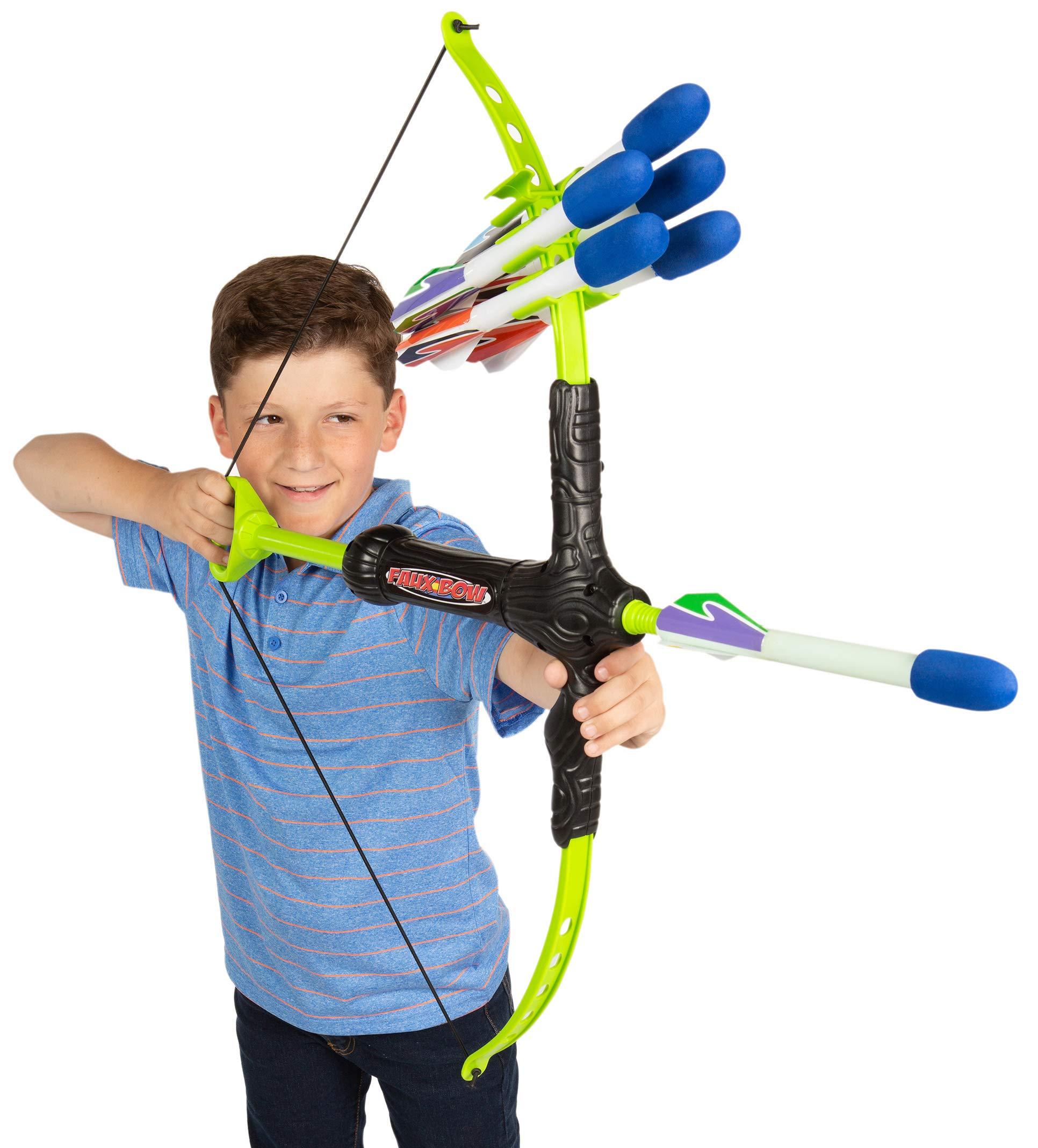 Marky Sparky Faux Bow Archery