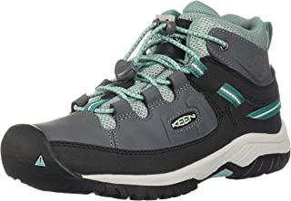 Keen Kids Girl's Targhee Mid WP (Little Kid/Big Kid)