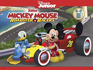 Mickey and the Roadster Racers Volume 3