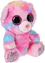 TY- Franky, Bär Bunt 15cm Peluche oso, Color rosa (United Labels Ibérica 36899TY) , color/modelo surtido