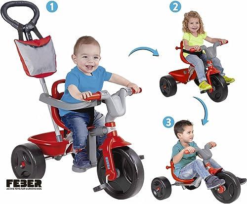 tomamos a los clientes como nuestro dios FEBER 800010946 Famosa Evo Trike 3 en 1 Plus -Triciclo -Triciclo -Triciclo  Para tu estilo de juego a los precios más baratos.