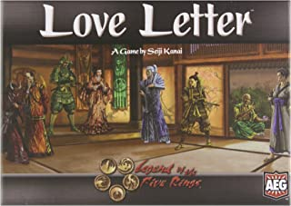 Alderac Entertainment Group (AEG) Love Letter: Legend of The Five Rings