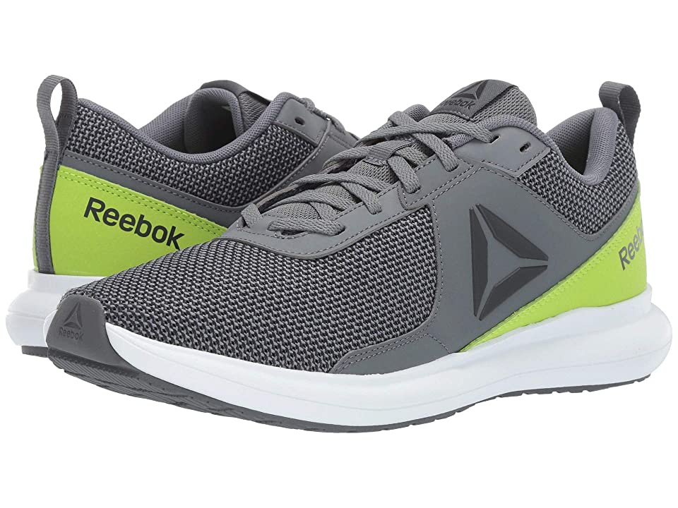 Reebok Driftium (Alloy/Neon Lime/White/Pewter/True Grey 8R) Men