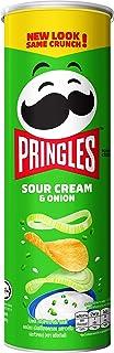 Pringles Pringles Sour Cream and Onion, 107g